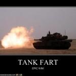 tank fart